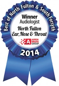 Best Audiologist Award - Ear and Hearing