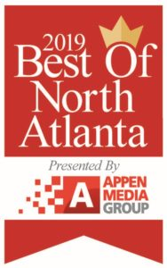 2019 Best of North Atlanta for best ENT office