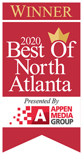 2020 Winner Best of North Atlanta