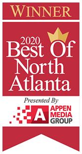 2020 Winner Best of North Atlanta